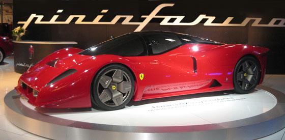 FerrariP45